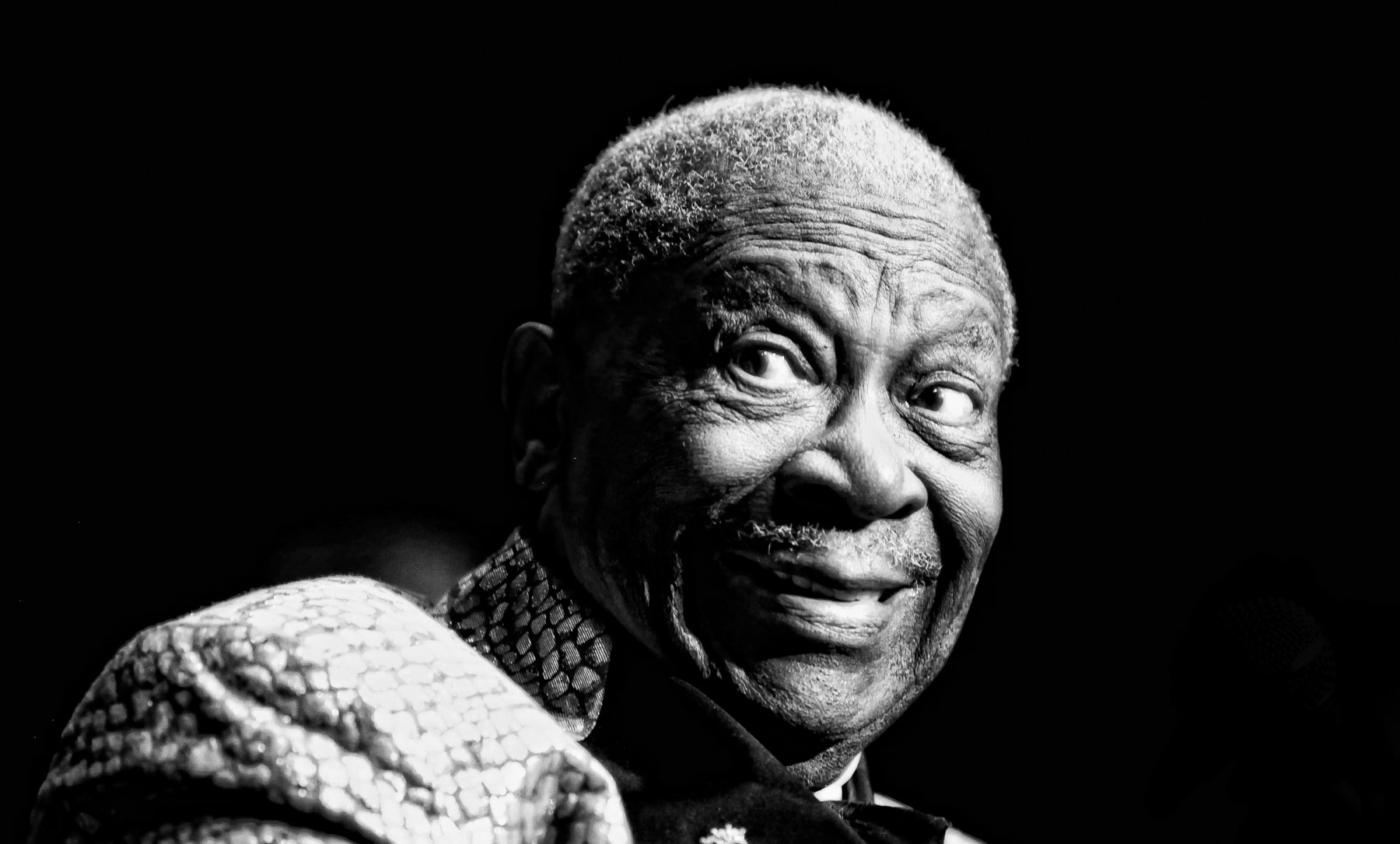 BB King at the Royal Albert Hall by Christie Goodwin