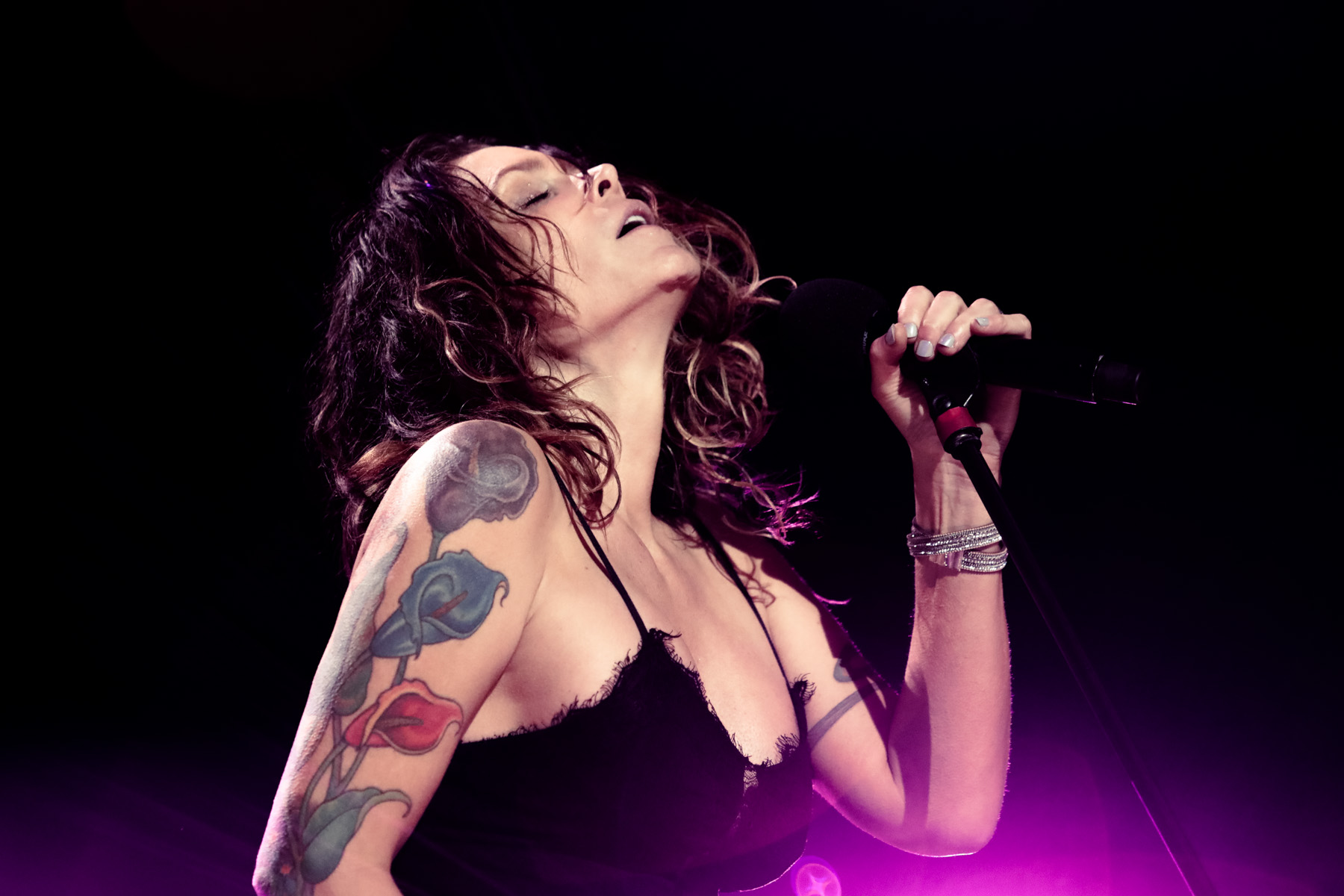 Beth Hart at the Royal Albert Hall by Christie Goodwin