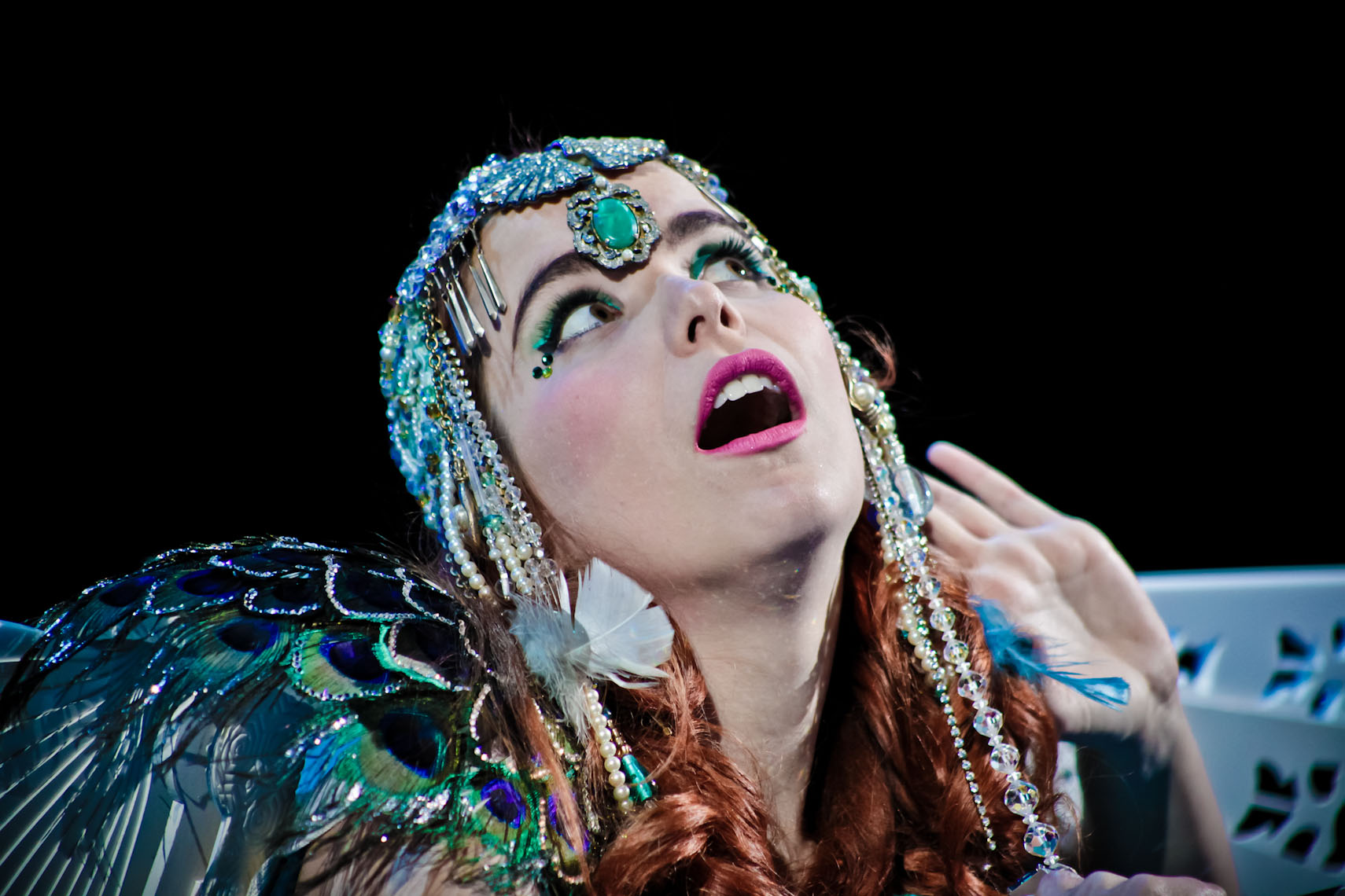 Paloma Faith at Hammersmith by Christie Goodwin