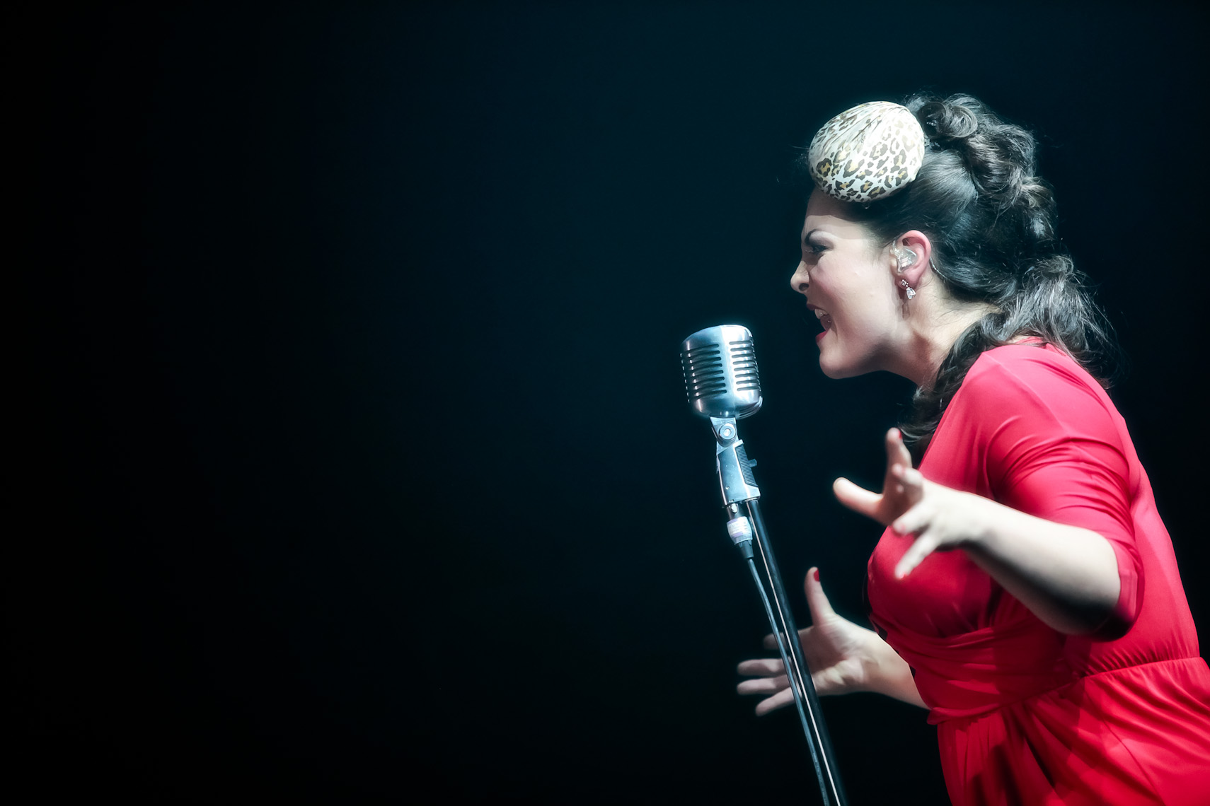 Caro Emerald at the Roundhouse by Christie Goodwin