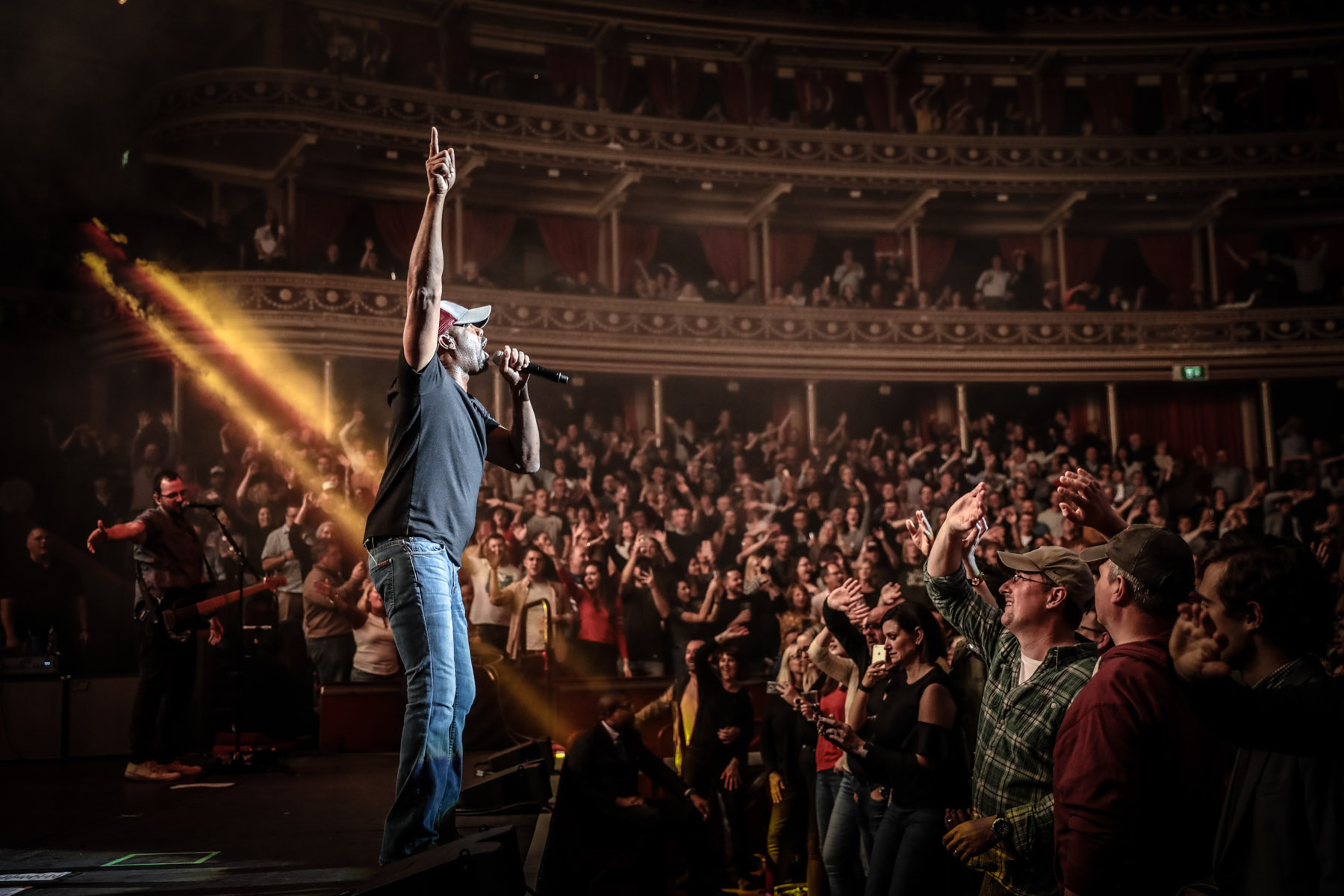 Darius Rucker at the Royal Albert Hall by Christie Goodwin