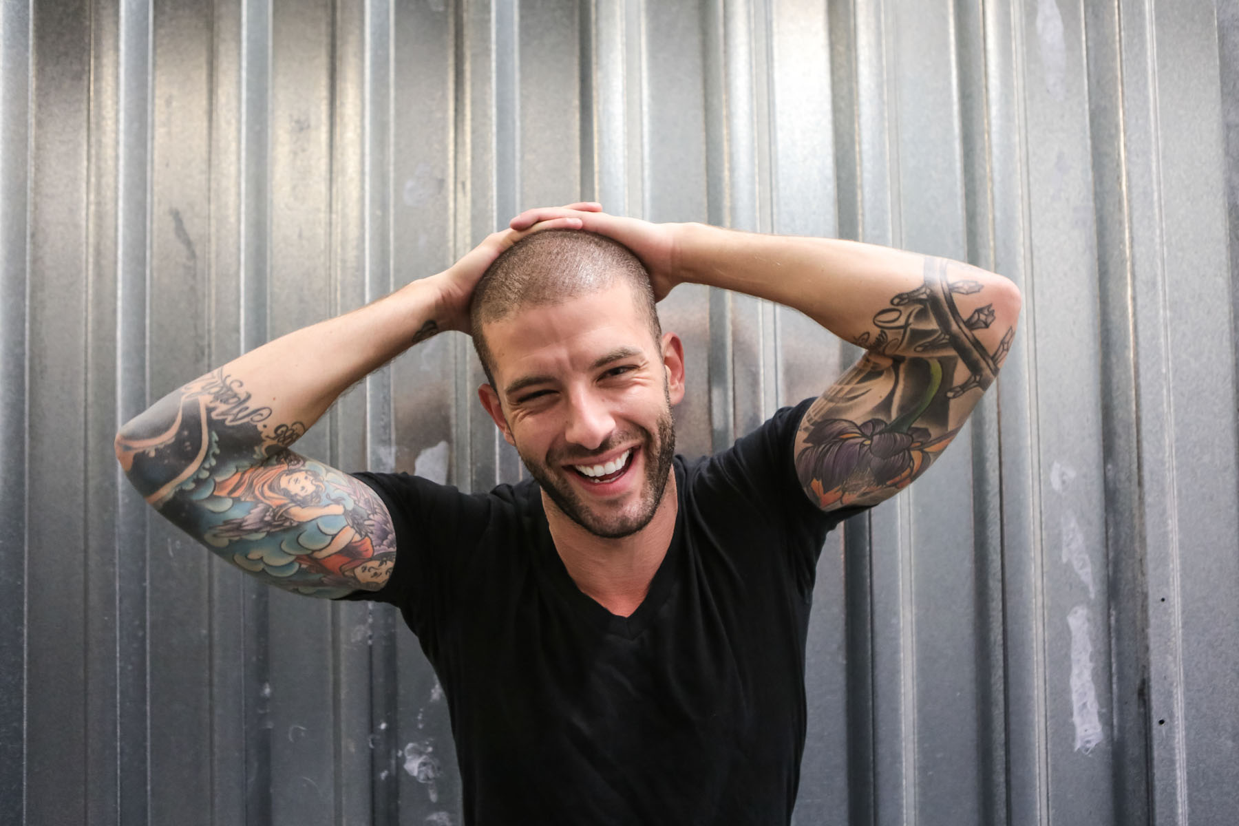 Darcy Oake at John Henry