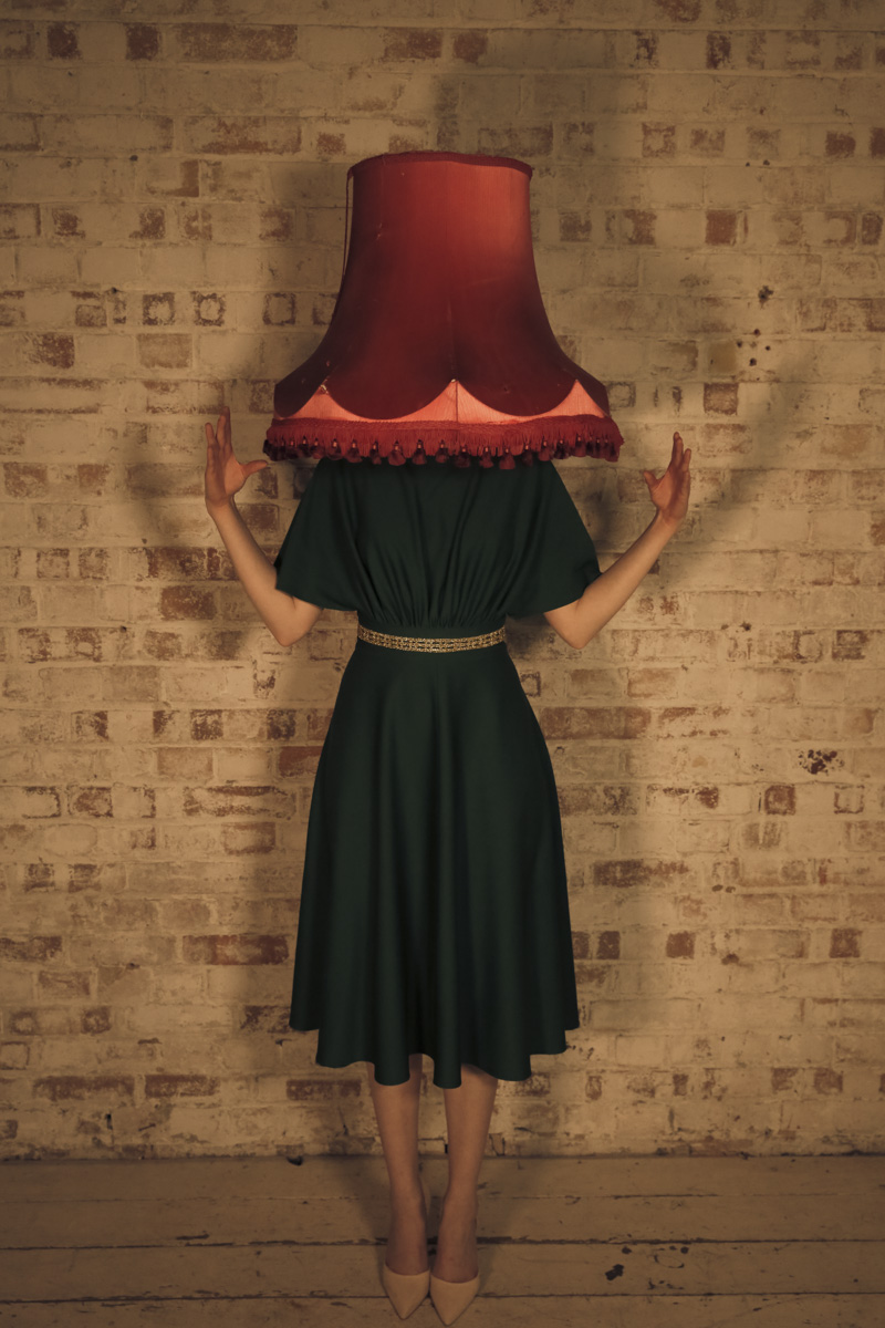 Lampshade by Christie Goodwin