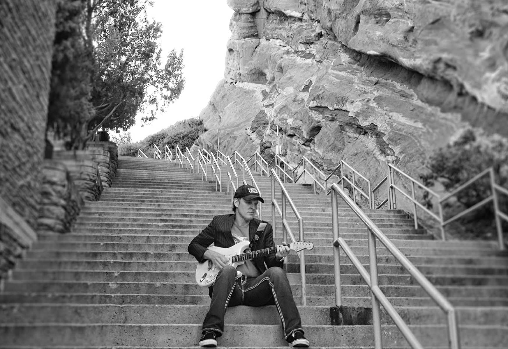 Joe Bonamassa at Red Rocks by Christie Goodwin