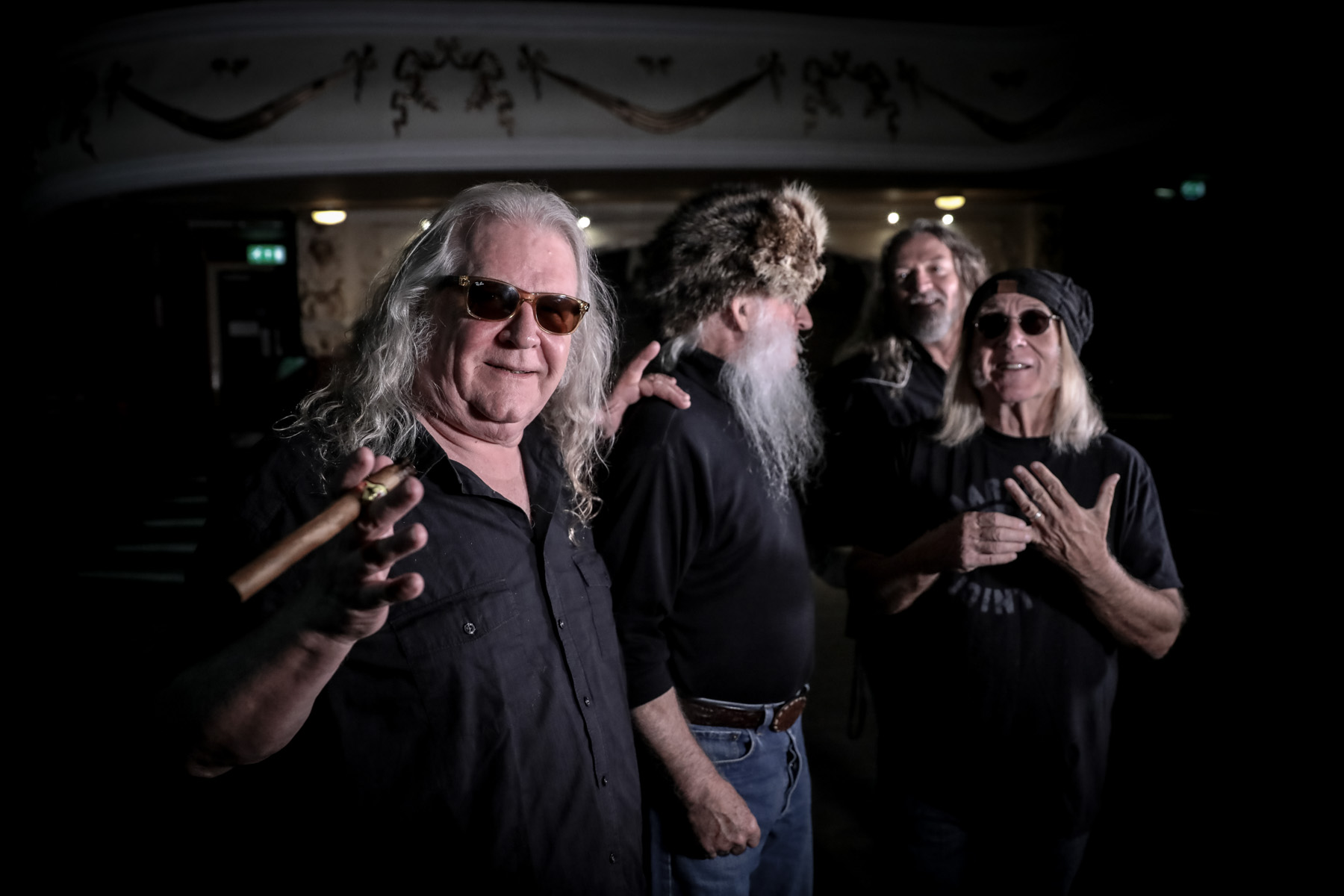 The Kentucky Headhunters in London by Christie Goodwin