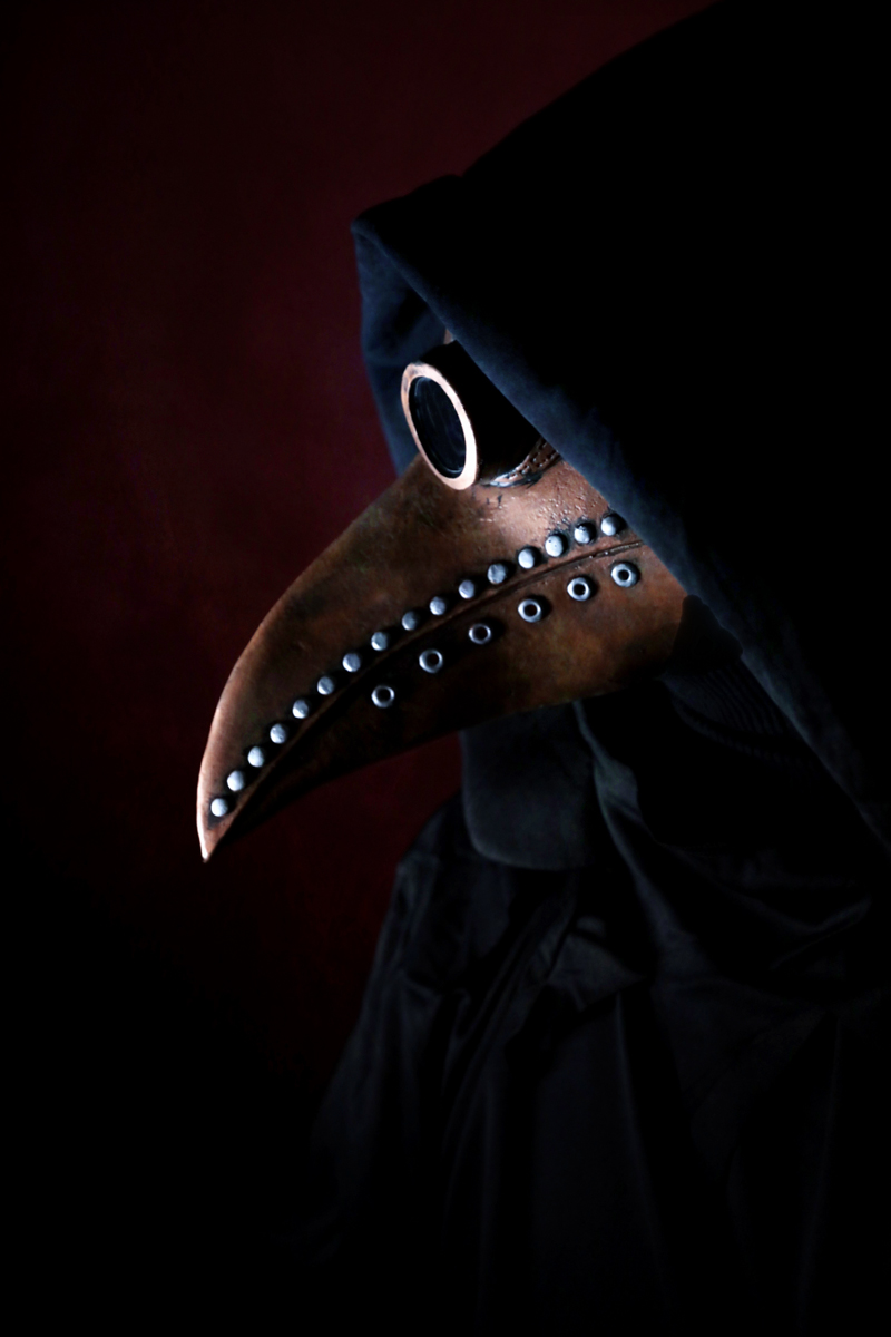 The Plague Doctor by Christie Goodwin