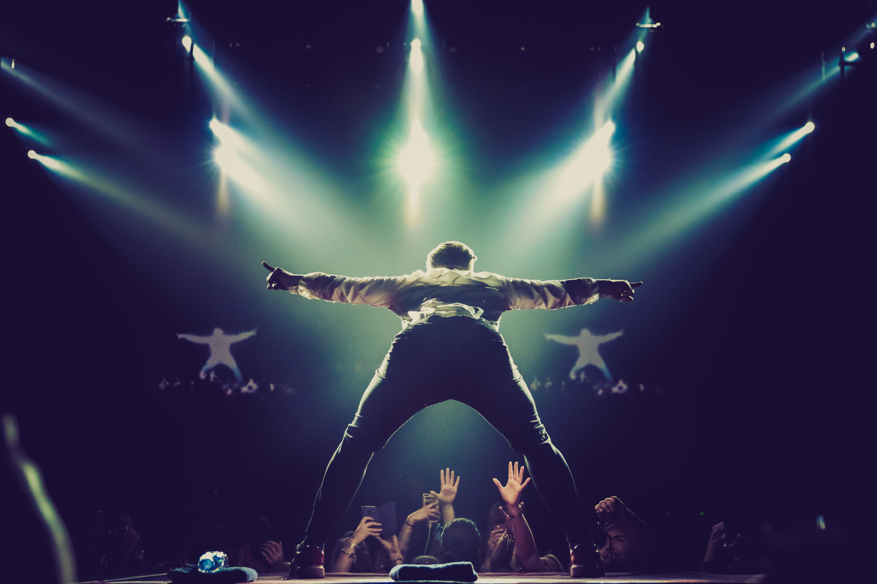 Olly Murs at the O2 by Christie Goodwin