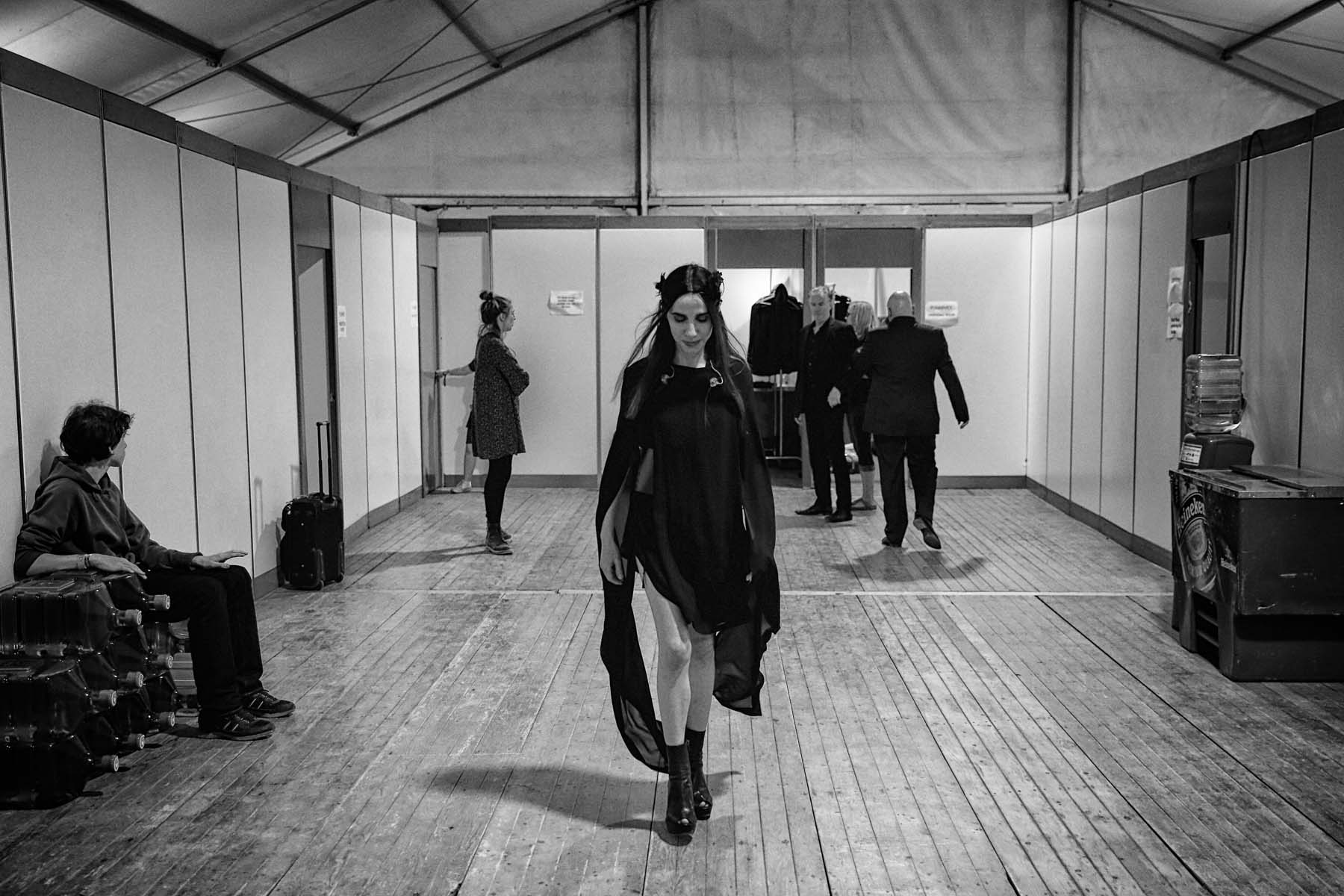 PJ Harvey in Barcelona by Christie Goodwin