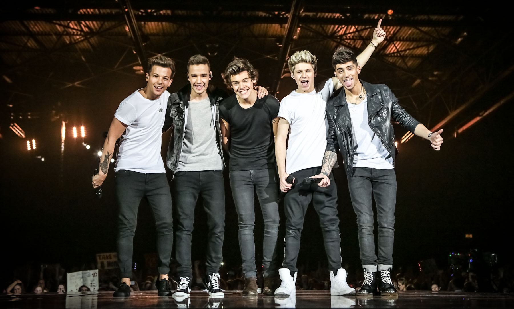 One Direction in Birmingham by Christie Goodwin